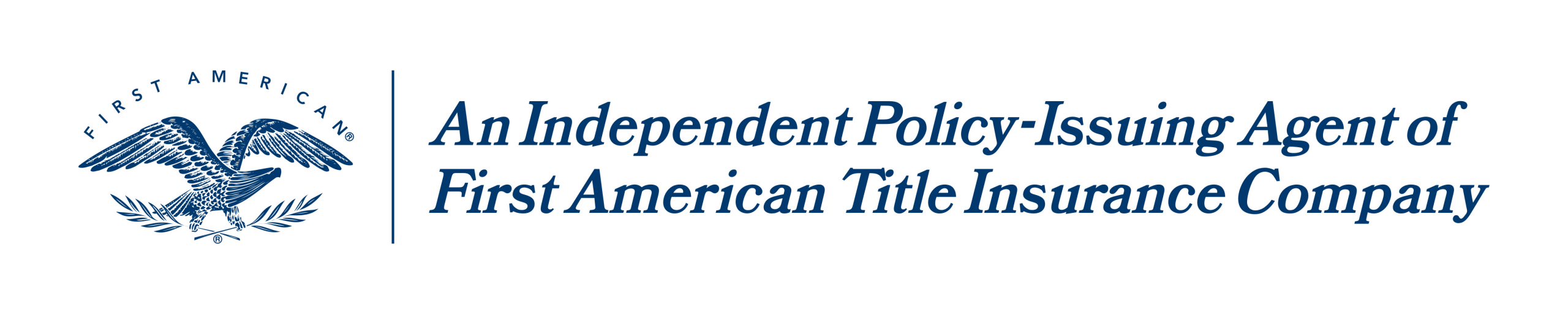 First American - Title Insurance,